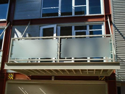 Ark Railing Manufacturer Glass And Stainless Steel Railing