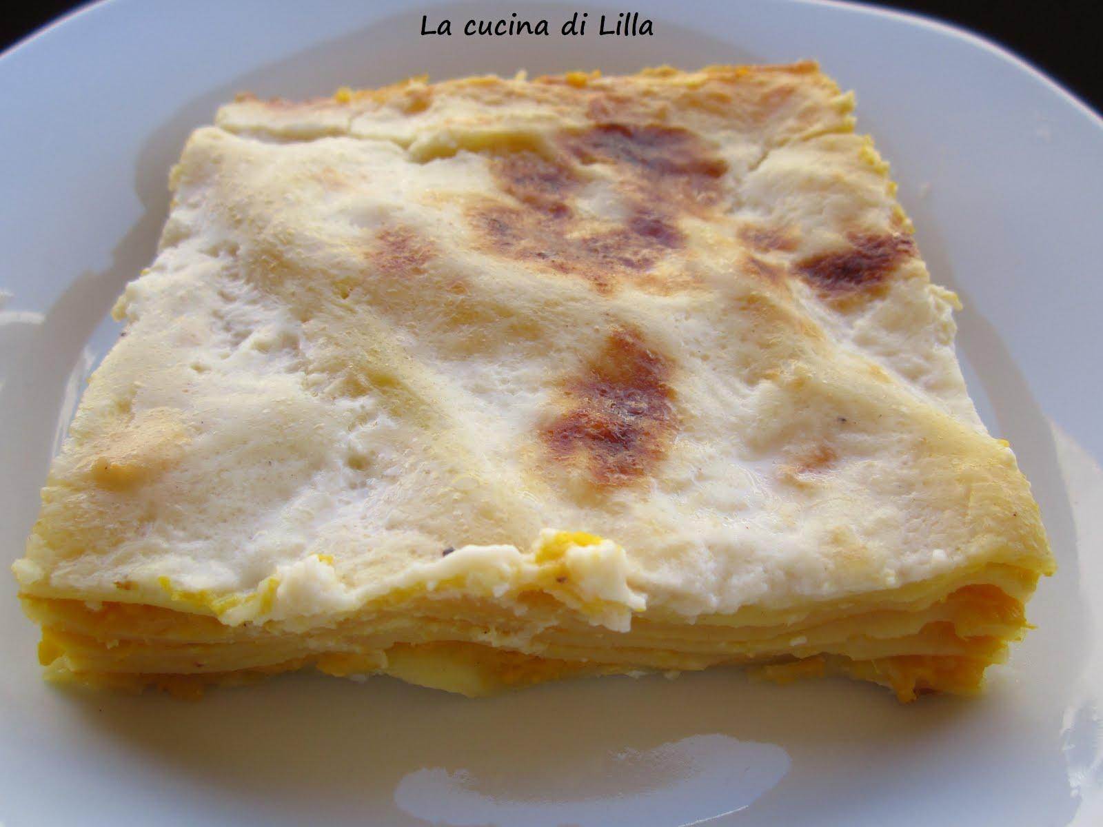 La Cucina Italiana Lasagne Di Pesce   La Cucina Di Cassandra Lasagne ...