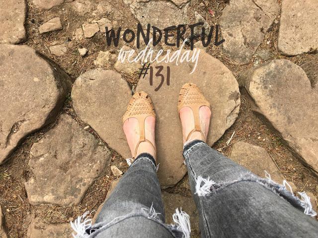 Wonderful Wednesday #131
