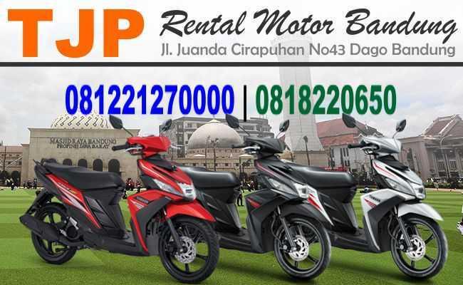 Sewa Rental motor dekat Jl. Cimanuk
