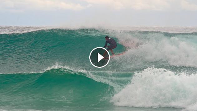 Surfing Snapper Rainbow Bay 11-12TH September 2020