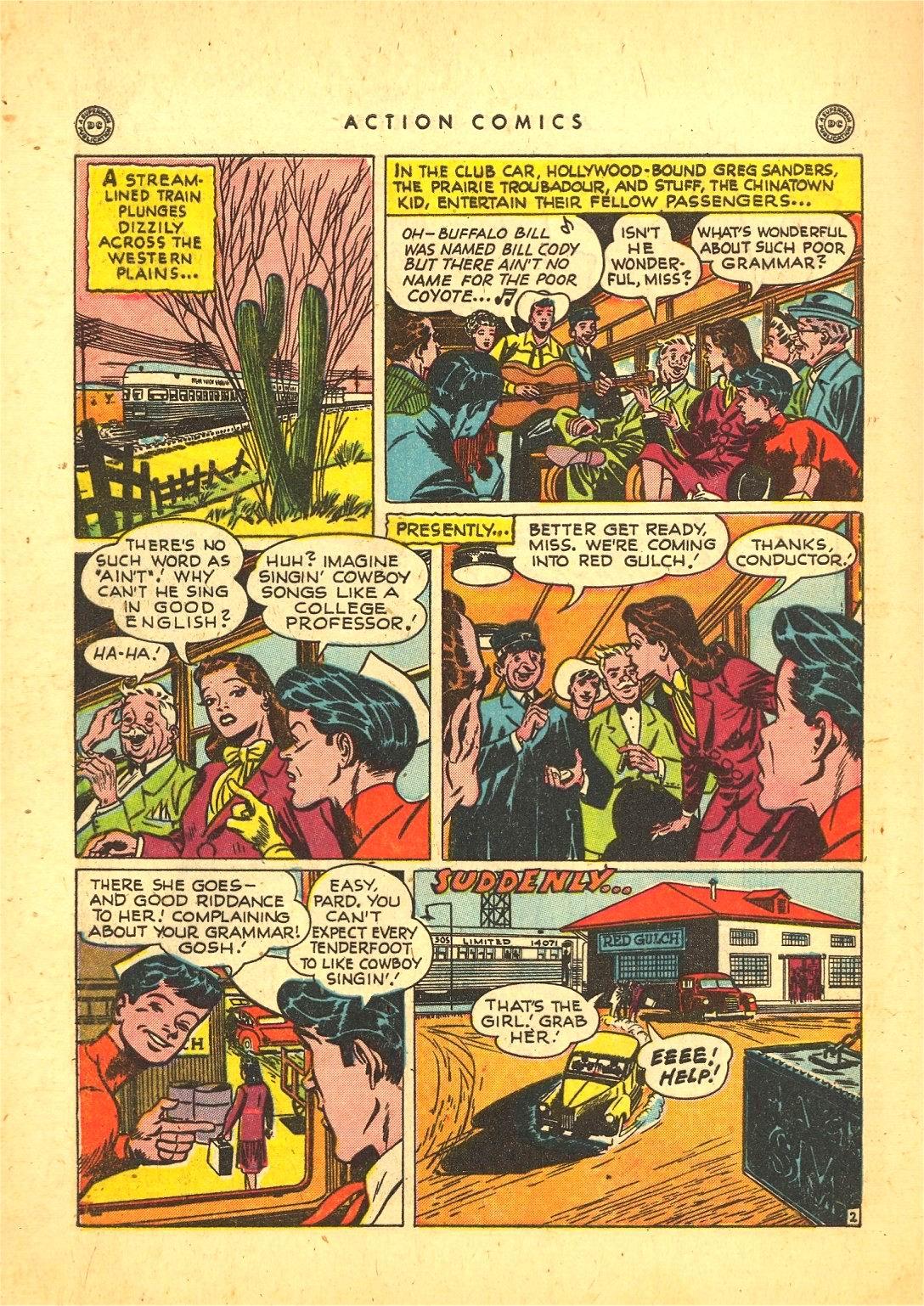 Action Comics (1938) 117 Page 38