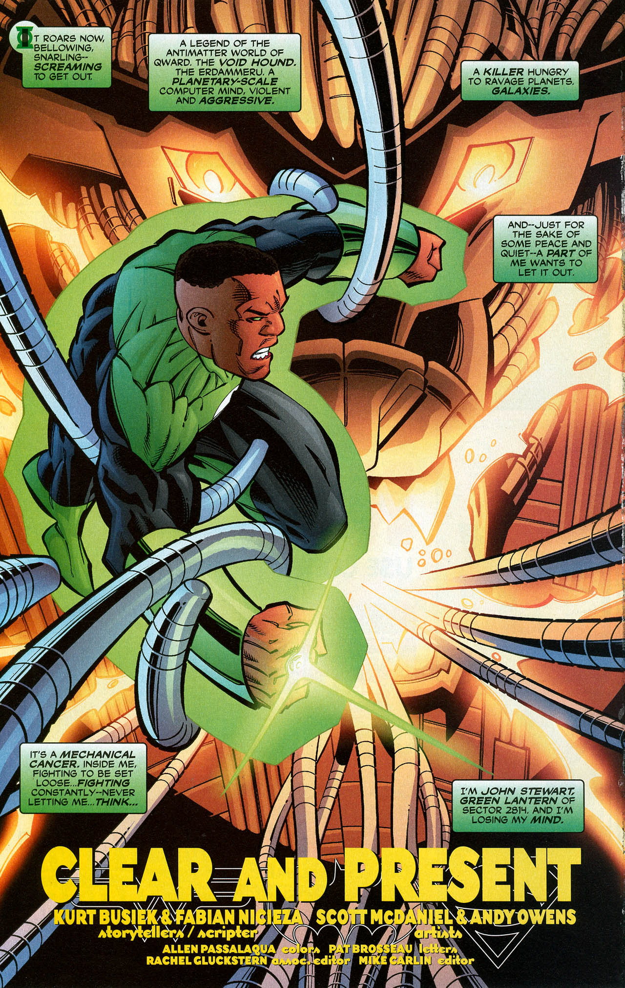 Read online Trinity (2008) comic -  Issue #21 - 20