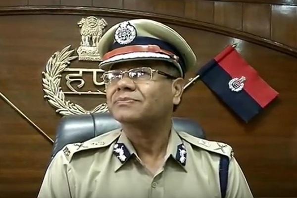 हरियाणा के लापरवाह पुलिस अधिकारियों पर गिरी DGP केपी सिंह की गाज