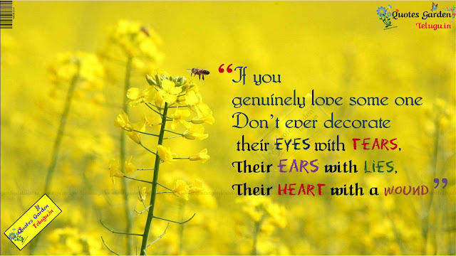 Heart touching quotes with hd wallpapers 721