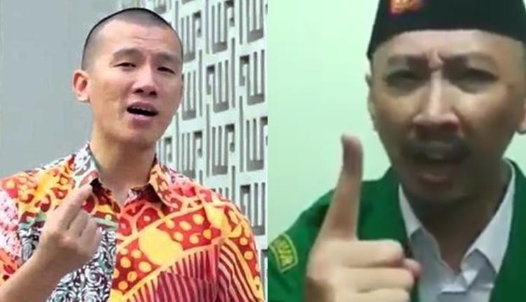Ustadz Feliz Siauw vs Abu Janda