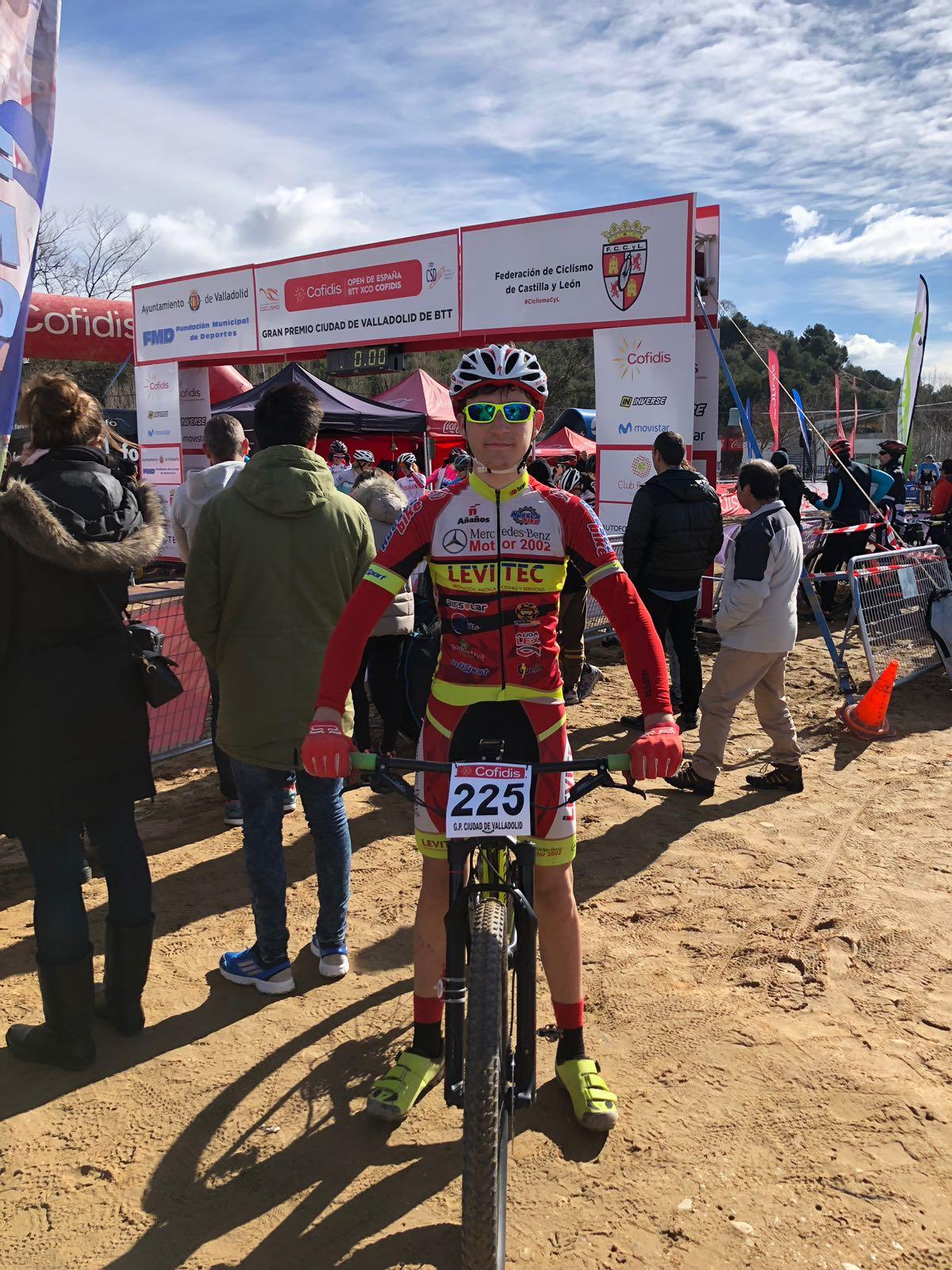Circuito Xco : Huesca bike  ª prueba open de espaÑa xco valladolid