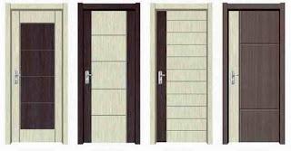 model pintu minimalis 2 pintu www.rumah-hook.com