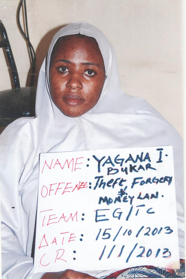 Aisha Shettima Nur declared wanted by EFCC