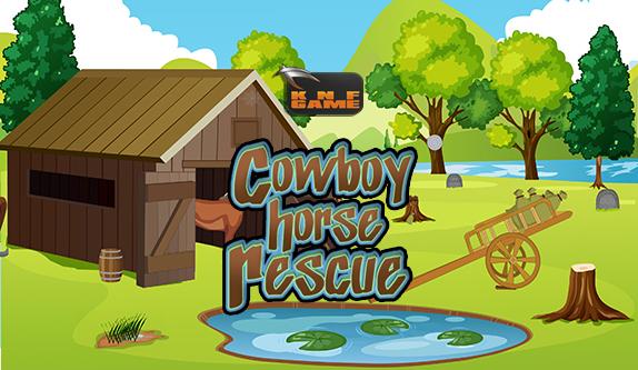 KnfGame Cowboy Horse Rescue Walkthrough