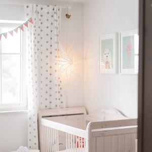 Stilblume for Kinderzimmer 30 qm