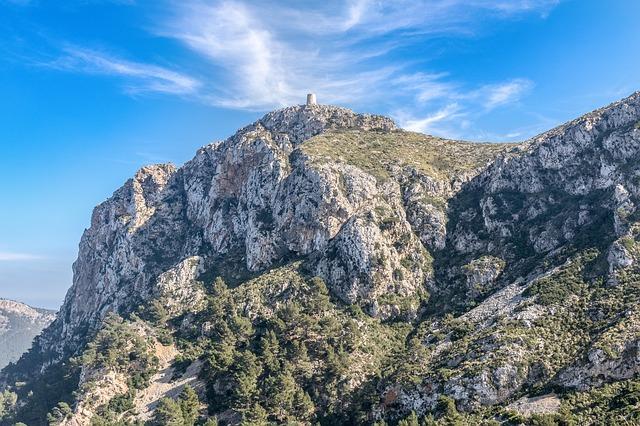 Serra de Tramuntana Majorca