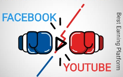 YouTube V/S Facebook