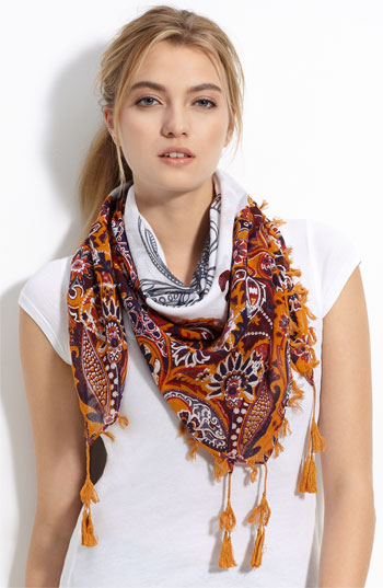 Scarf Trend For Women