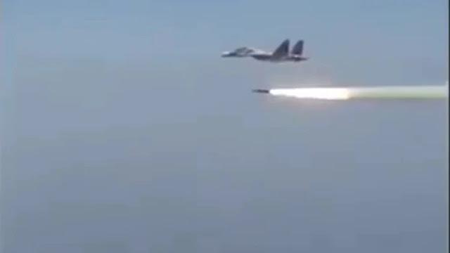 Aviación de Maduro probó misil antibuque ruso en ejercicios militares en medio de crisis en Venezuela.