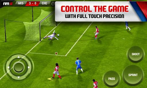 FIFA 12 By EA SPORT v1.3.98 APK