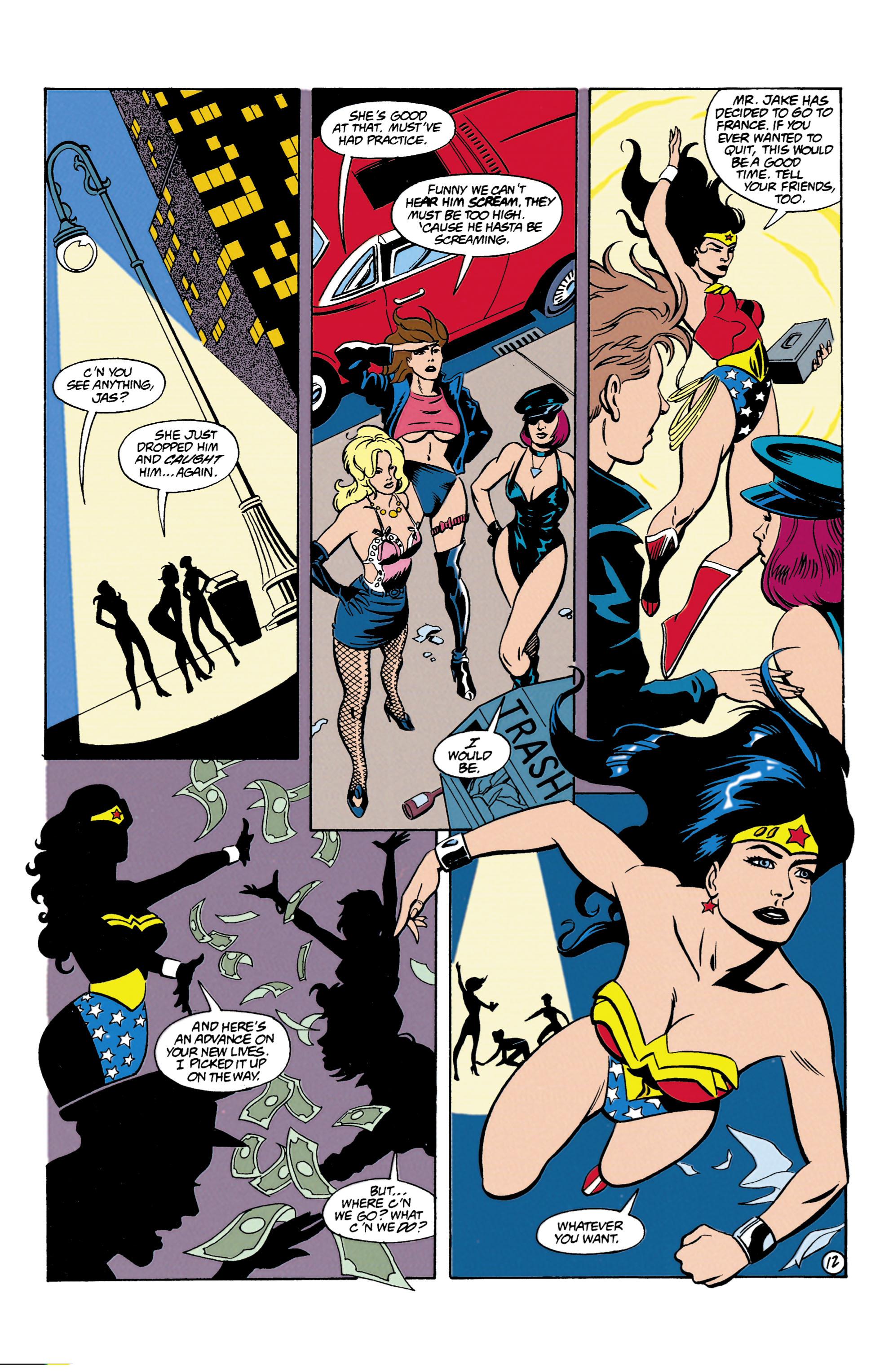 Read online Wonder Woman (1987) comic -  Issue #87 - 13