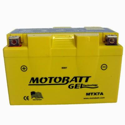 SOLUSI BATTERY: Jual Aki Motor Motobatt Gel
