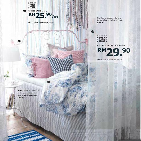 Katil Bujang Ikea