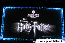 Empire Big Screen: The making of Harry Potter studio tour foto's en verslag
