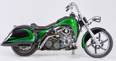 Hybrid Electric Chopper Collaboration Between Schneider And Orange County Choppers Picture From Http Www Greenmanufacturer
