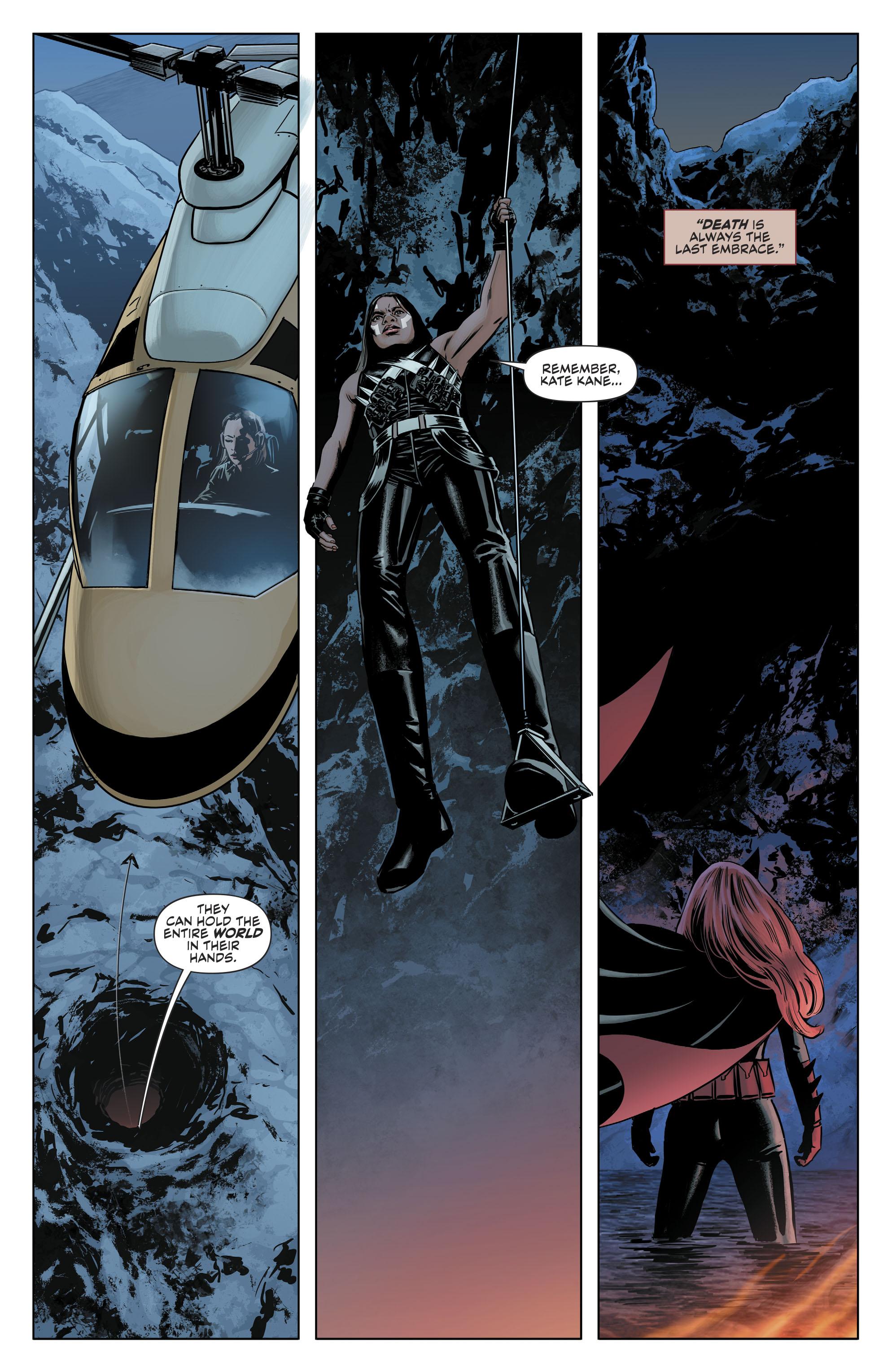 Read online Batwoman (2017) comic -  Issue #4 - 17
