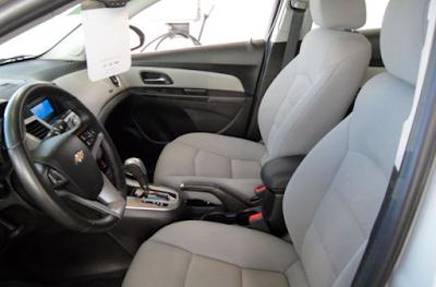 Pick of the Week - 2014 Chevrolet Cruze 1LT Auto