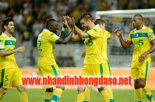 Nantes vs Stade Rennais www.nhandinhbongdaso.net