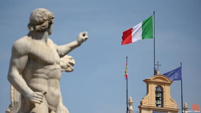"""Der Spiegel: """"Ο εκβιασμός - Η Ιταλία επιτίθεται"""""""