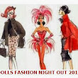 Dolls Fashion Night Out 2013 focuses on Adventure, Creativity, and Nostalgia