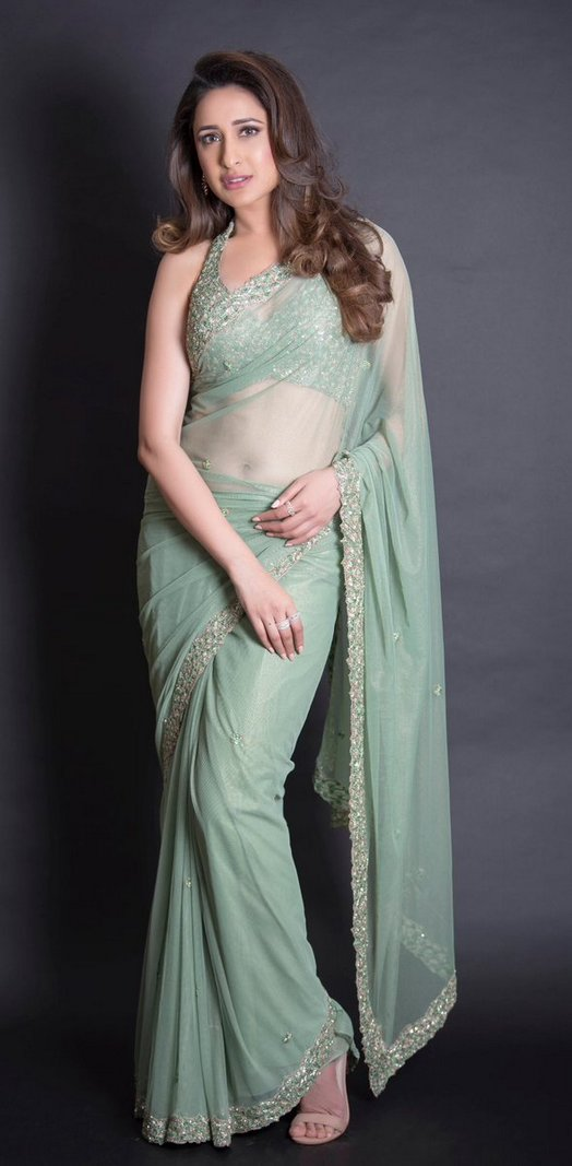 Actress Pragya Jaiswal Hot Saree Photoshoot Pics Latest Indian Hollywood Movies Updates Branding Online And Actress Gallery