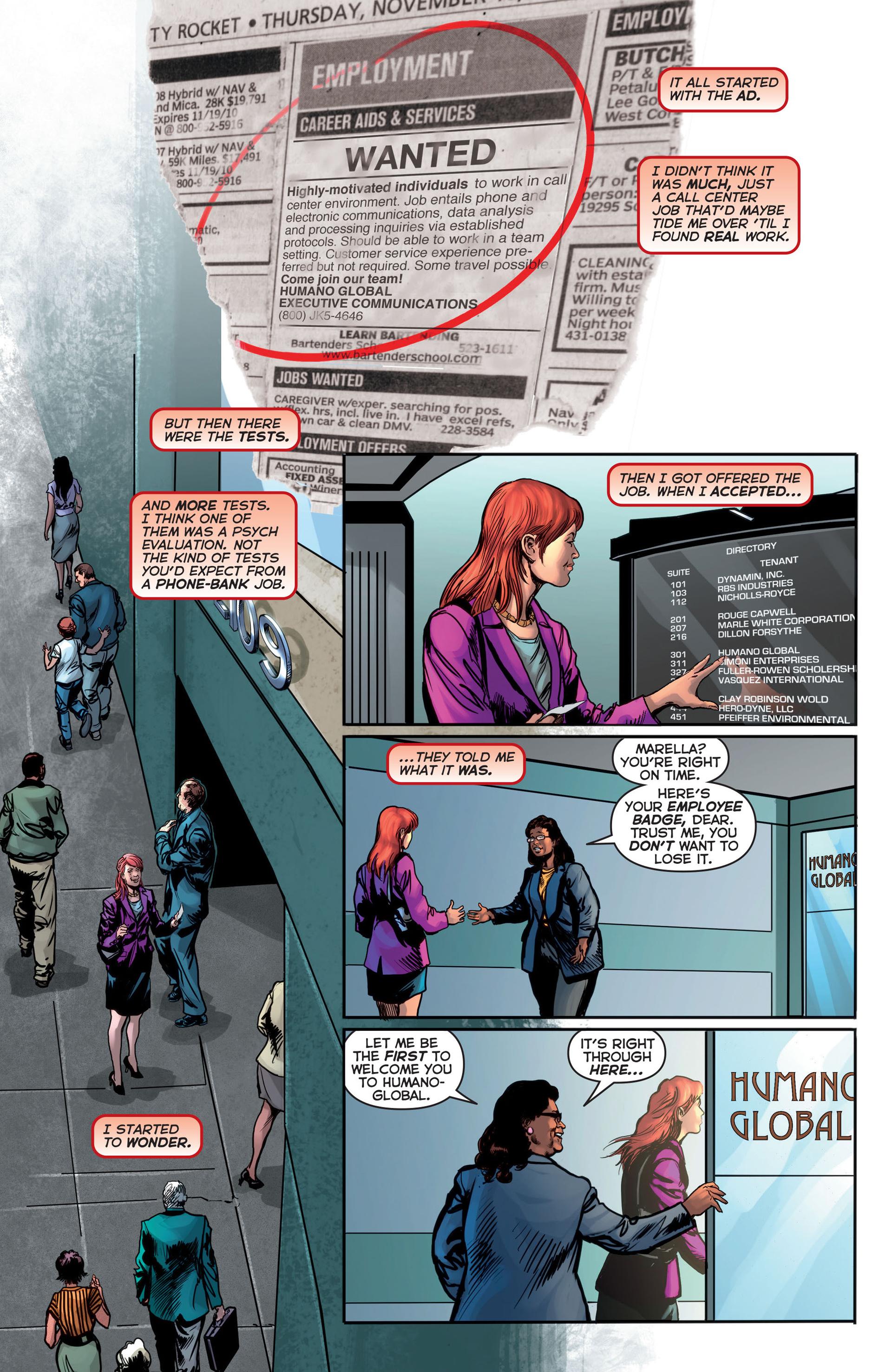 Read online Astro City comic -  Issue #2 - 2