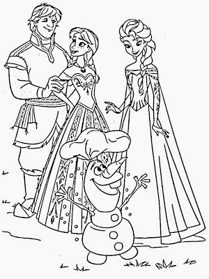 Princess elsa frozen coloring pages for Princess elsa coloring pages