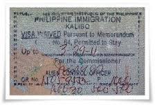 Boracay Visa immigration