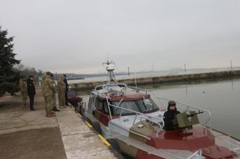 патрульний катер UMS 1000 нова модифікація