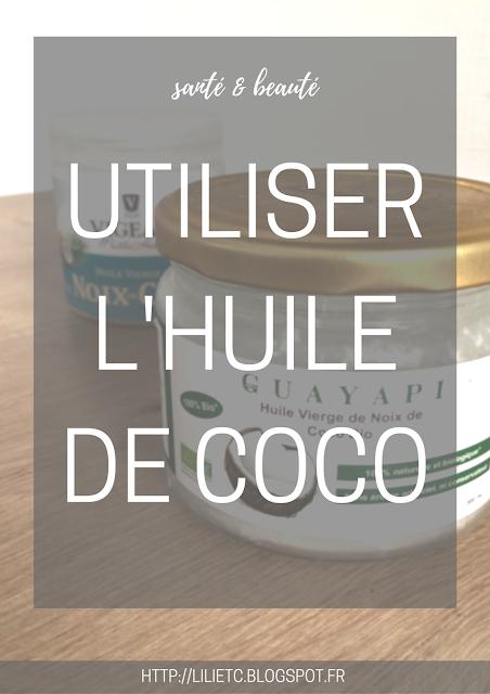 Utiliser L'Huile De Coco Vigean Guayapi Ayurveda Santé