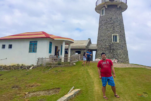 Fitz Balba in Sabtang Lighthouse