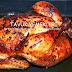 fırında baharatlı tavuk kızartması