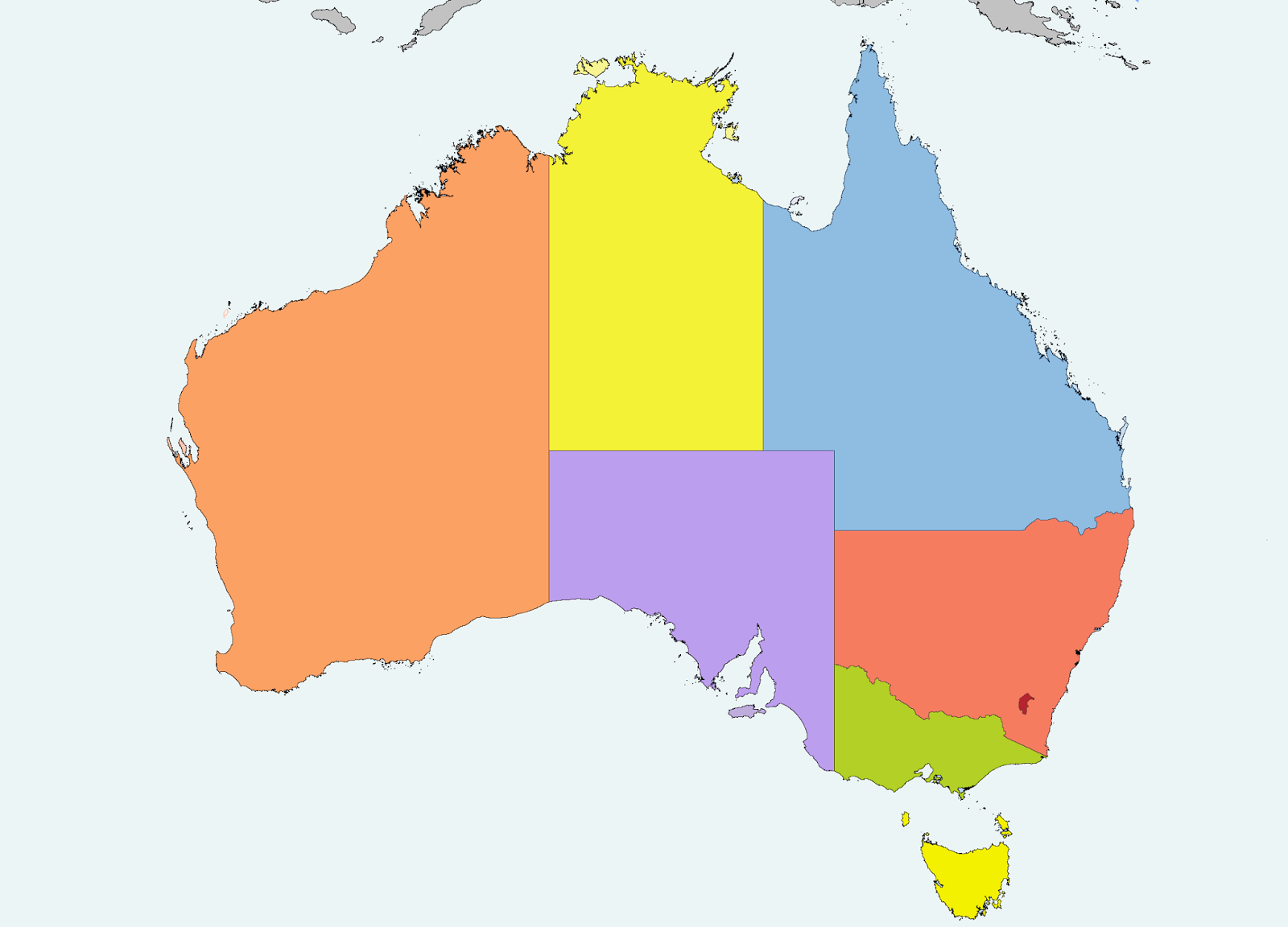 Images Of Map And Wallpapers: Australia Map