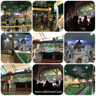 Movie Animation Park Studios (MAPS) Ipoh