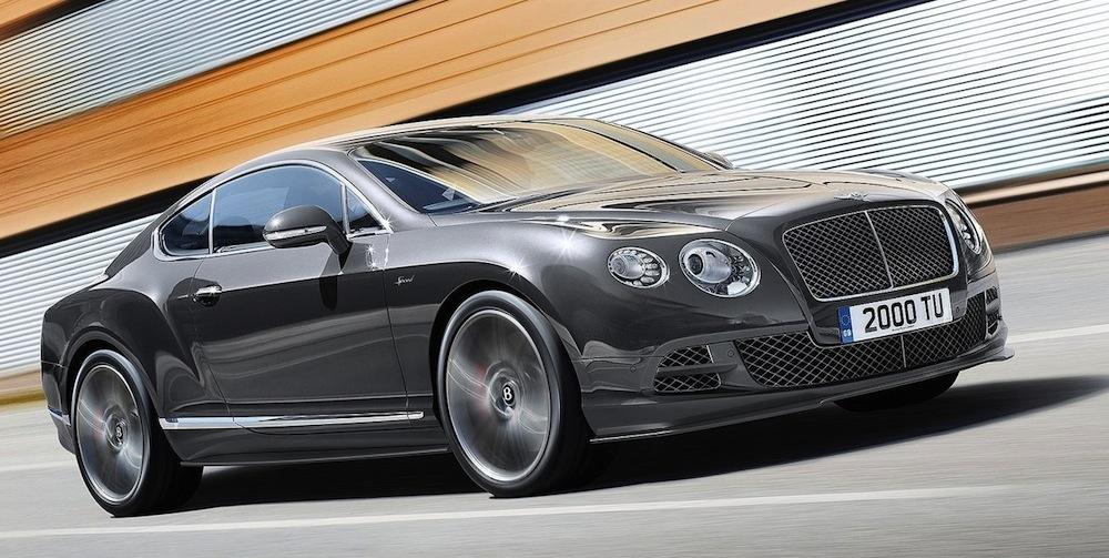 ベントレー「コンチネンタルgtスピード」の2014年モデルを発表|idea Web Tools 自動車と