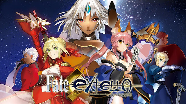 [Game] Fate EXTELLA : The Umbral Star