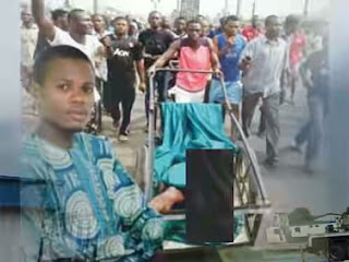 The DPO That Killed A Subsidy Protester In 2012 jailed for 10 Years