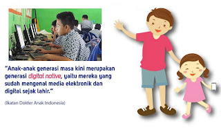 Generasi muda pada era digital