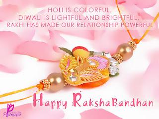 Raksha Bandhan SMS Images For Whatsapp