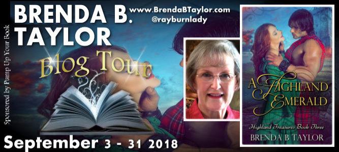 Review A Highland Emerald By Brenda B Taylor Bitch Bookshelf