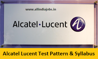 Alcatel Lucent Test Pattern
