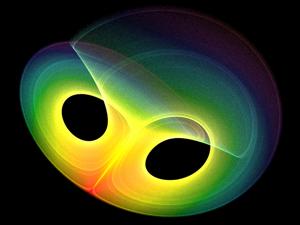 Rogilbert's Lorenz attractor rendering