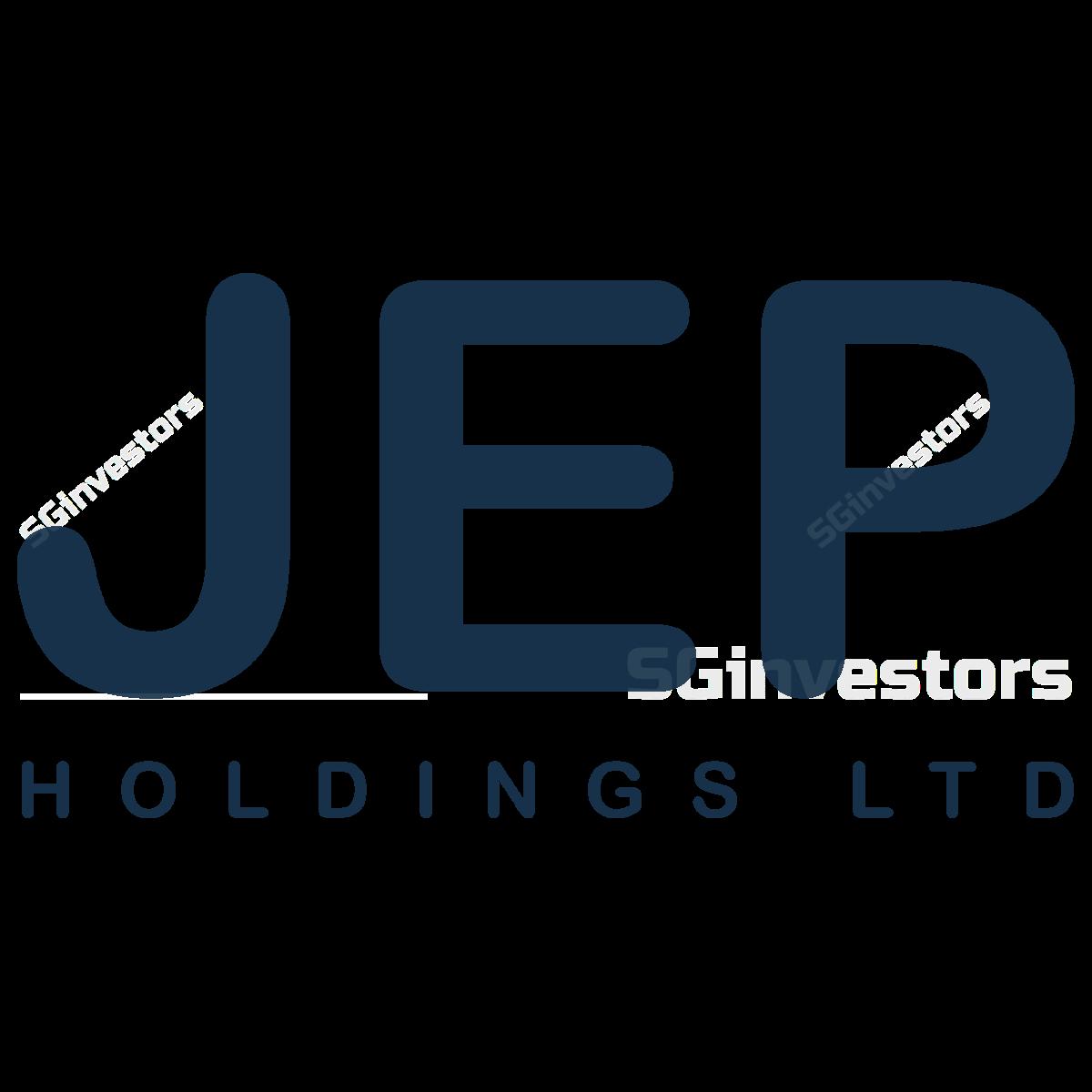 JEP HOLDINGS LTD. (SGX:1J4) | SGinvestors.io