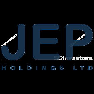 JEP HOLDINGS LTD. (1J4.SI) @ SG investors.io